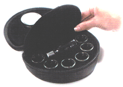 PORTABLE COMMUNION SET DELUXE