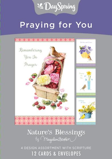PRAYING FOR YOU BOX OF 12