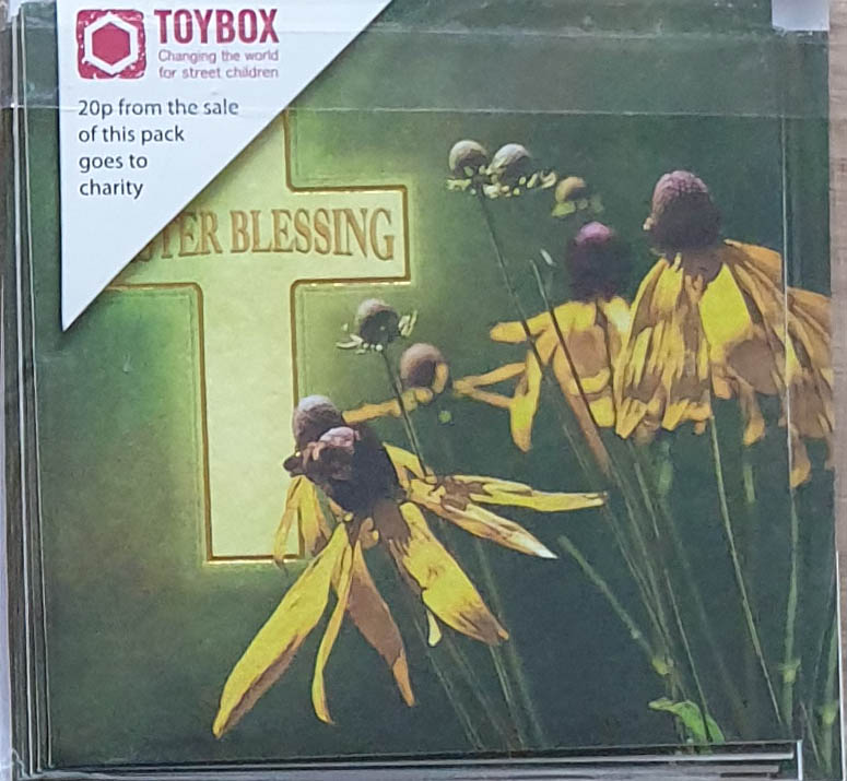 TOYBOX EASTER BLESSING PACK OF 8