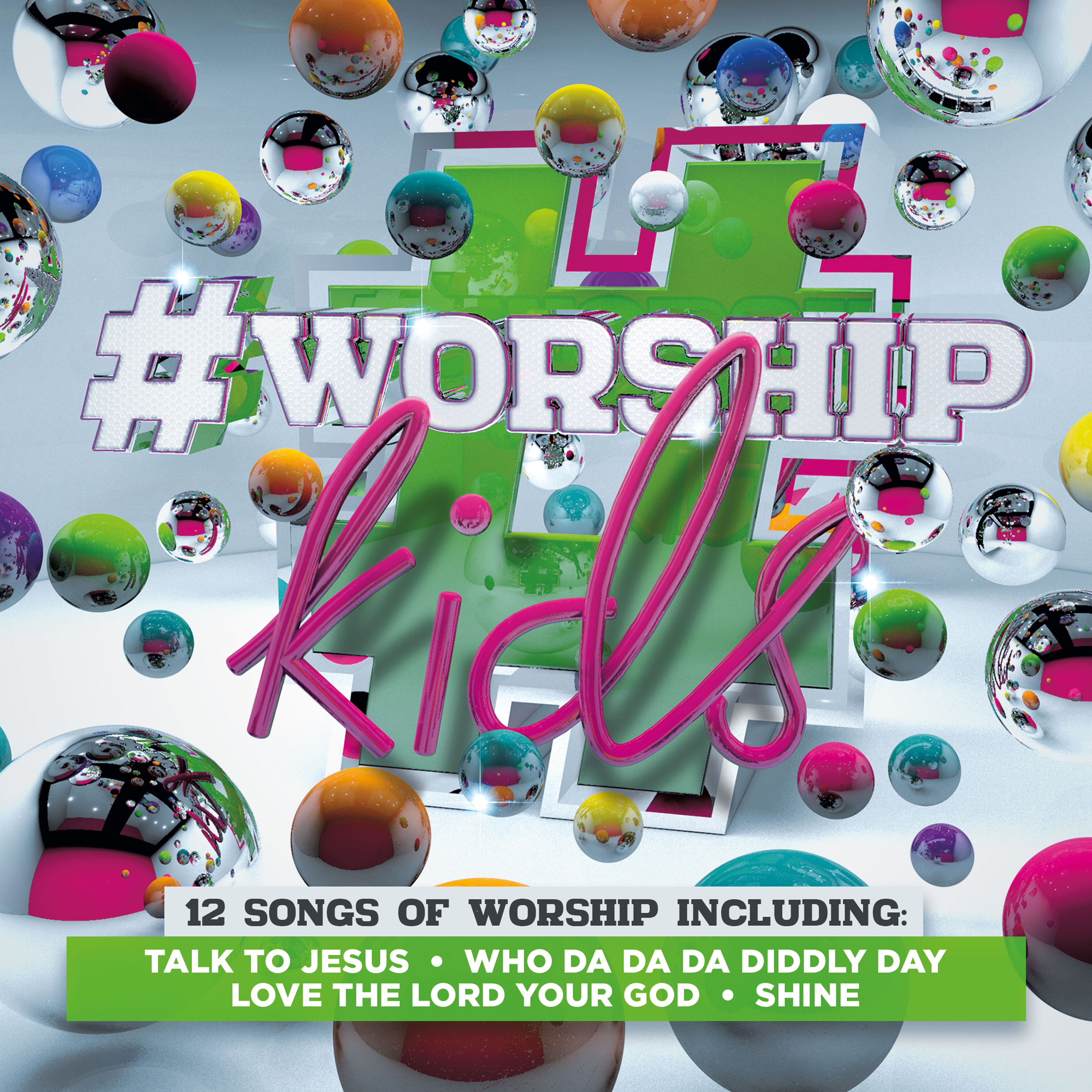 #WORSHIP KIDS CD