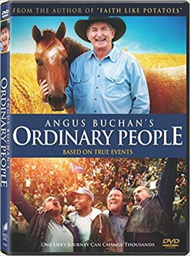 ANGUS BUCHANS ORDINARY PEOPLE DVD