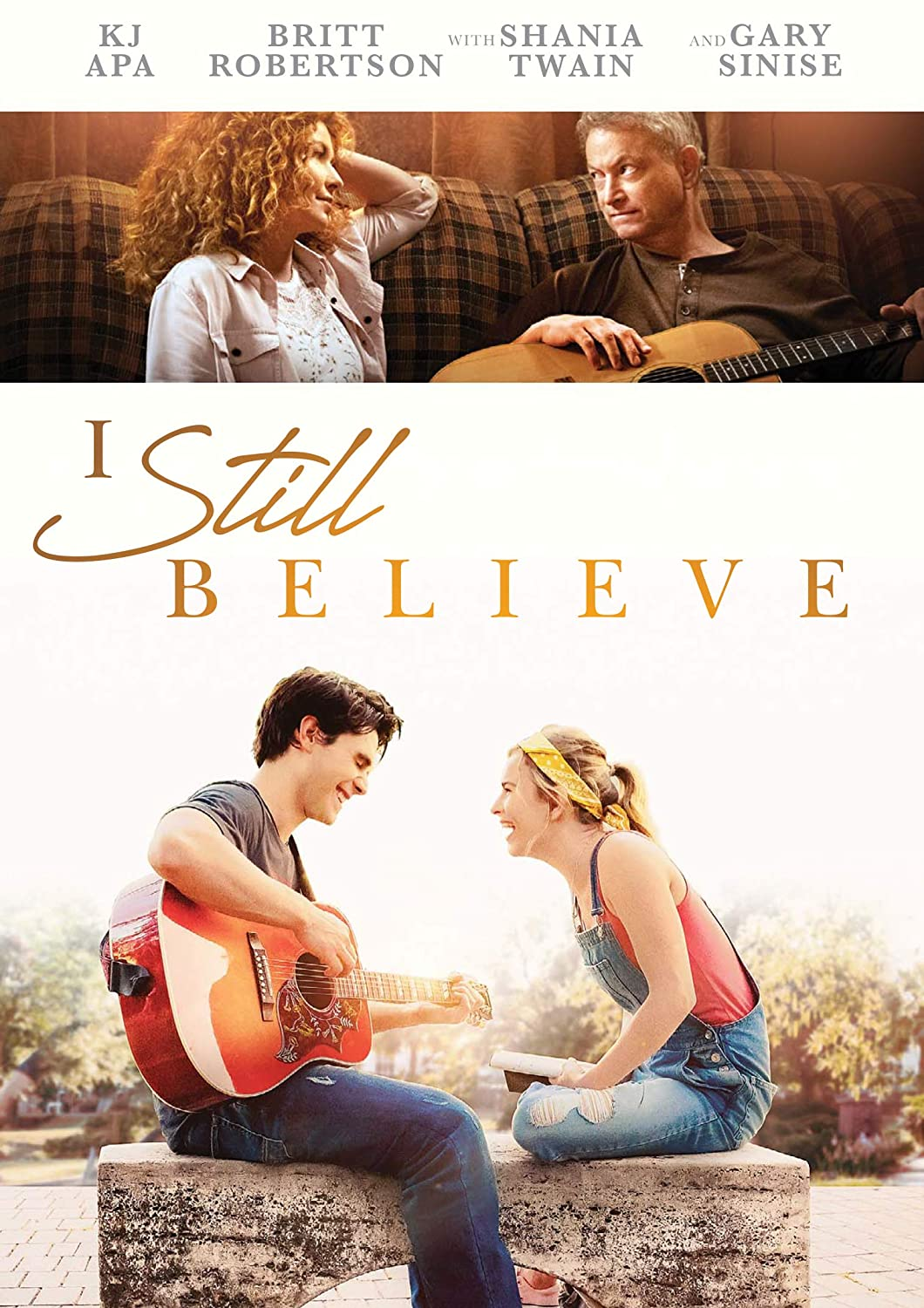 I STILL BELIEVE DVD