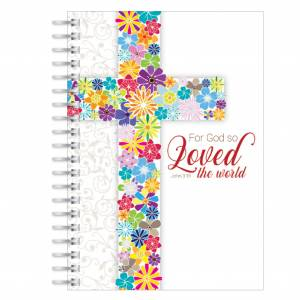 GOD SO LOVED A5 NOTEBOOK