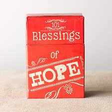 101 BLESSINGS OF HOPE BOX