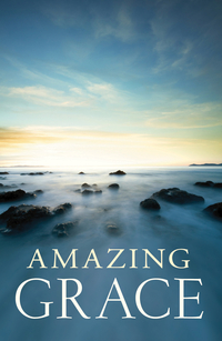 AMAZING GRACE TRACT PACK OF 25
