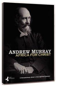 ANDREW MURRAY: AFRICA FOR CHRIST DVD