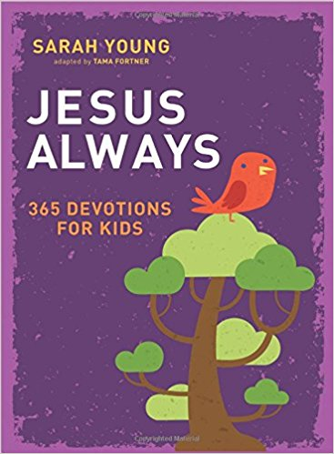 JESUS ALWAYS DEVOTIONS FOR KIDS