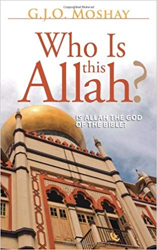 WHO IS THIS ALLAH