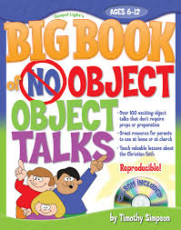 BIG BOOK OF NO OBJECT OBJECT TALKS