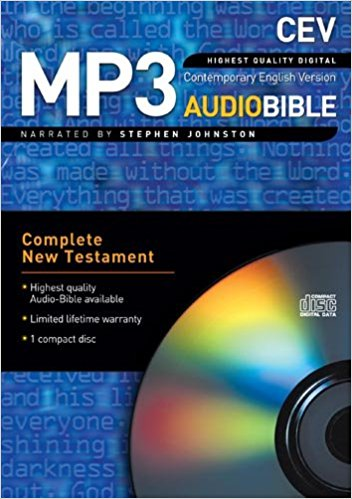 CEV COMPLETE NEW TESTAMENT MP3 CD