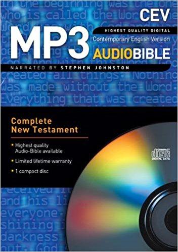 CEV COMPLETE NEW TESTAMENT MP3 CD