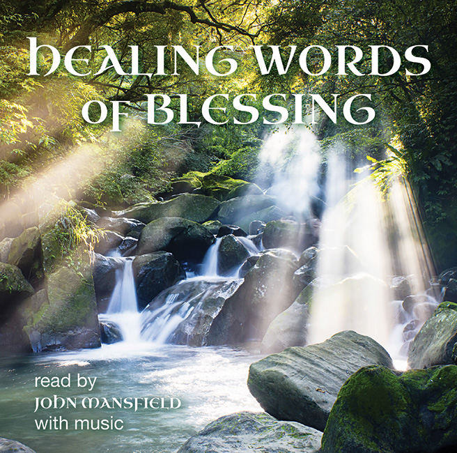 HEALING WORDS OF BLESSING CD