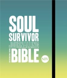 NIV SOUL SURVIVOR JOURNALLING BIBLE HB