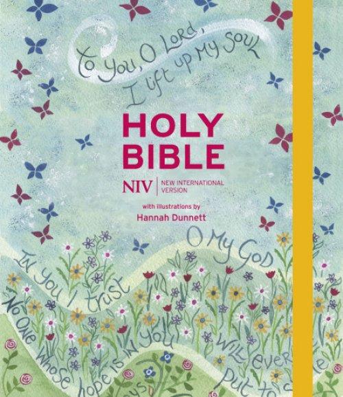 NIV JOURNALLING BIBLE HANNAH DUNNETT