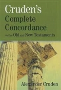 CRUDEN'S COMPLETE CONCORDANCE HB