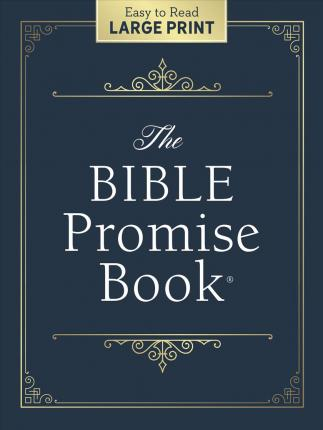 THE BIBLE PROMISE BOOK LARGE PRINT
