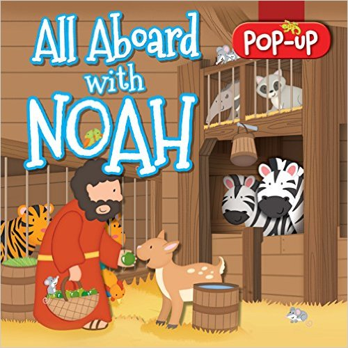 ALL ABOARD WITH NOAH
