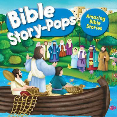 AMAZING BIBLE STORIES