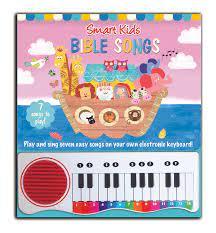 SMART KIDS BIBLE SONGS PIANO BOOK
