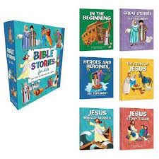 BIBLE STORIES FOR KIDS BOX SETS