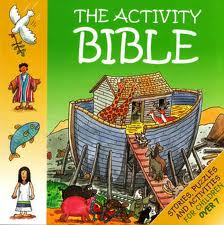 ACTIVITY BIBLE FOR THE OVER 7S