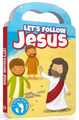 LETS FOLLOW JESUS BOARD BOOK