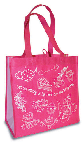 BEAUTY OF THE LORD ECO TOTE BAG