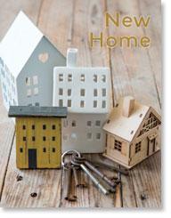 NEW HOME PETITE CARD