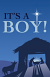 IT'S A BOY TRACT PACK OF 25