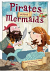 PIRATES VERSUS MERMAIDS BOOK + CD