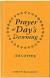 PRAYER AT DAYS DAWNING HB