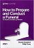 HOW TO PREPARE AND CONDUCT FUNERAL W221
