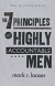 7 PRINCIPLES FOR HIGHLY ACCOUNTABLE MEN