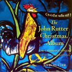 THE JOHN RUTTER CHRISTMAS ALBUM CD