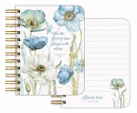 NOW THE GOD OF HOPE NOTEBOOK
