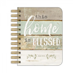 THIS HOME IS BLESSED POCKET NOTEBOOK