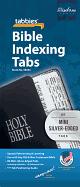 BIBLE TABS MINI SILVER EDGED