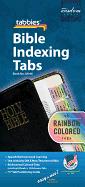 BIBLE TABS RAINBOW