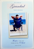 GRANDAD BIRTHDAY CARD