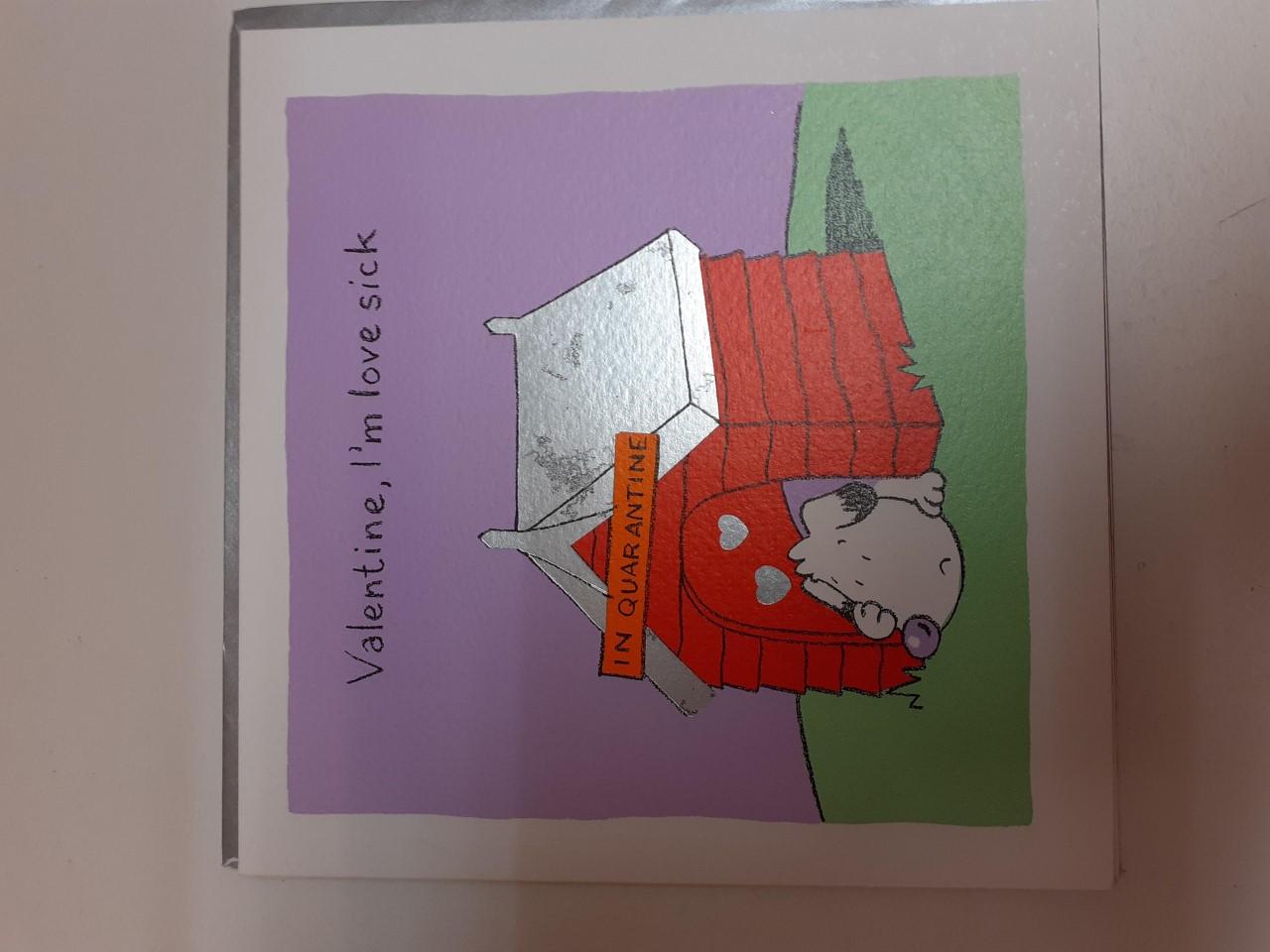 VALENTINES CARD