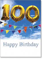 HAPPY BIRTHDAY 100
