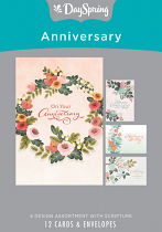 FLOWER ANNIVERSARY BOX
