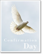 CONFIRMATION DAY PETITE CARD