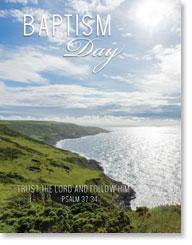 BAPTISM DAY PETITE CARD