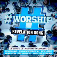 #WORSHIP REVELATION SONG CD