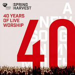 SPRING HARVEST 40 YEARS OF LIVE WORSHIP CD