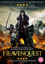 HEAVENQUEST DVD