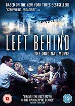 LEFT BEHIND THE ORIGINAL MOVIE DVD