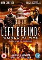 LEFT BEHIND 3 WORLD AT WAR DVD