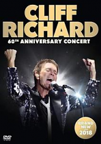 CLFF RICHARDS 60TH ANNIVERSARY CD